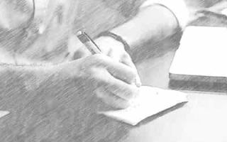 Как написать расписку о получении алиментов?